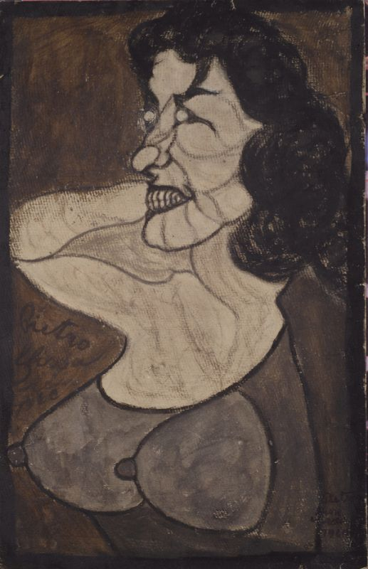 Pietro Ghizzardi - figura