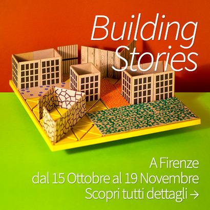 Building Stories - Workshop di Visual Storytelling presso la Fondazione Architetti di Firenze 2
