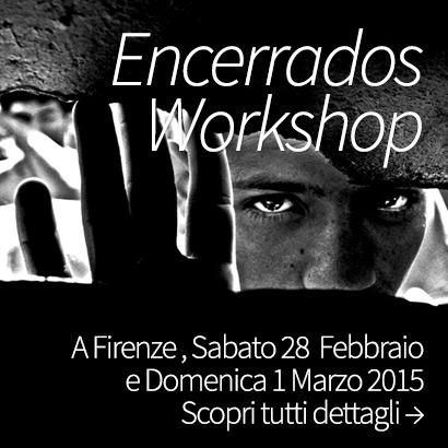 Encerrados Valerio Bispuri Workshop Fotogiornalismo Progettazione Fotografia a Firenze
