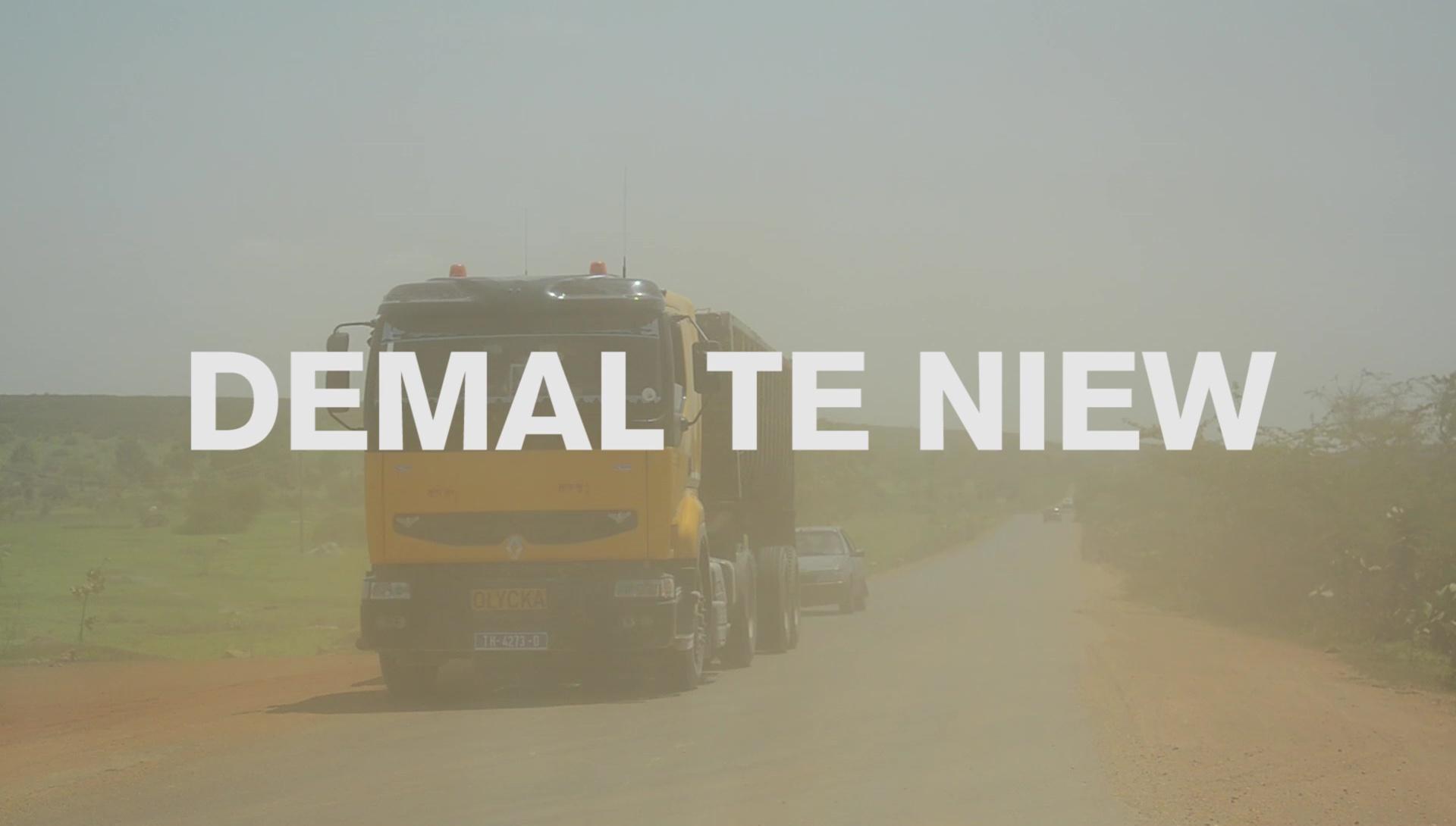 Demal Te Niew, online su l'Espresso