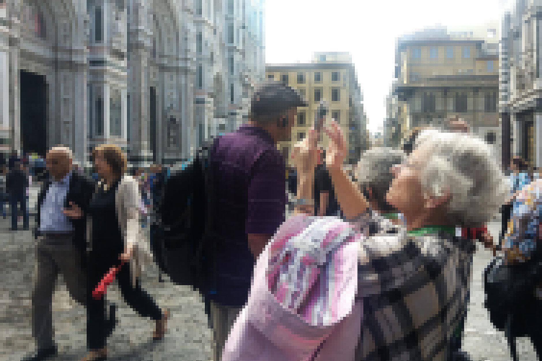 Le nuove frontiere dello storytelling Pisa Internet Festival Roberto Malfagia