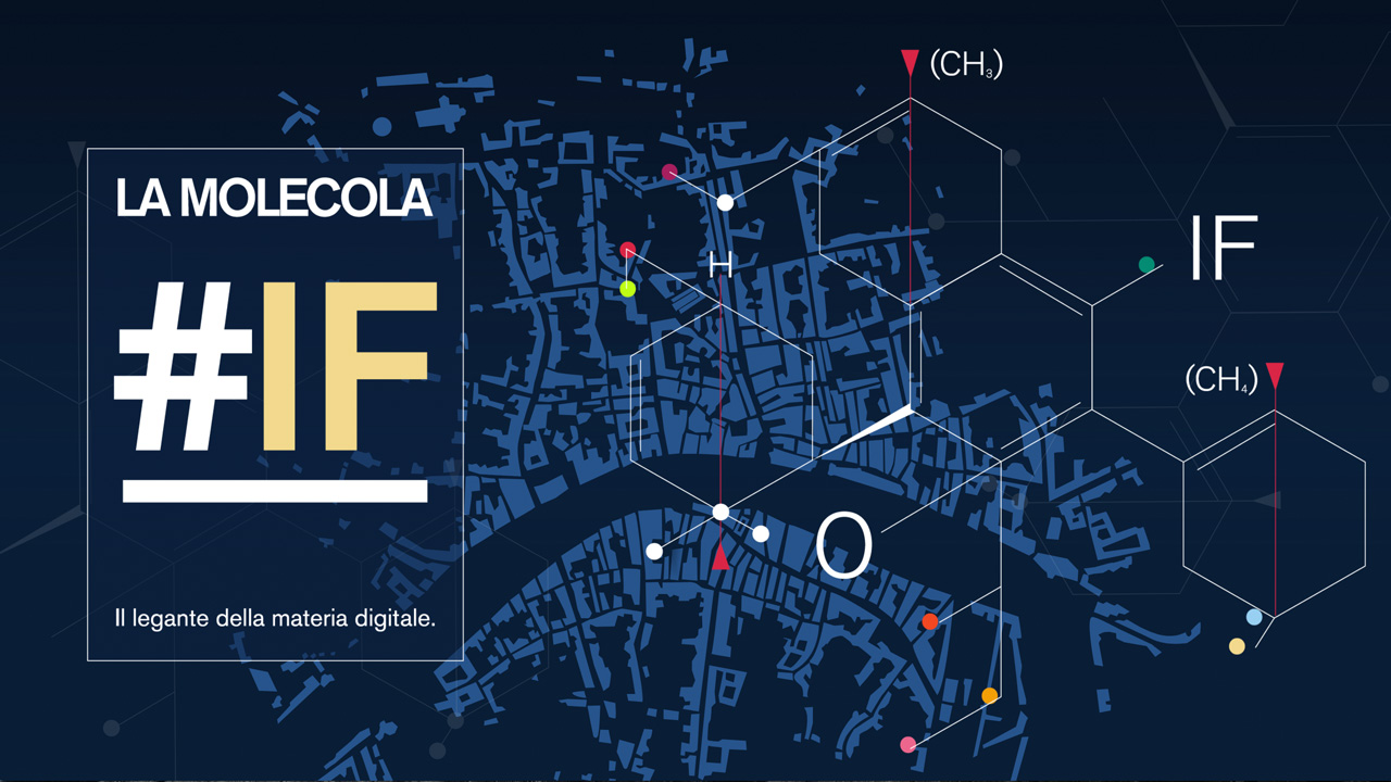 Molecola IF: Reportage dal futuro. Internet Festival di Pisa