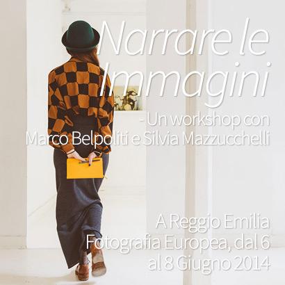 Narrare le Immagini Workshop Marco Belpoliti Silvia Mazuchelli