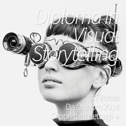 Diploma in Visual Storitelling a Firenze da Ottobre 2014