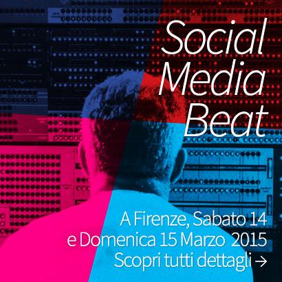 Corso Social Media Beat Firenze