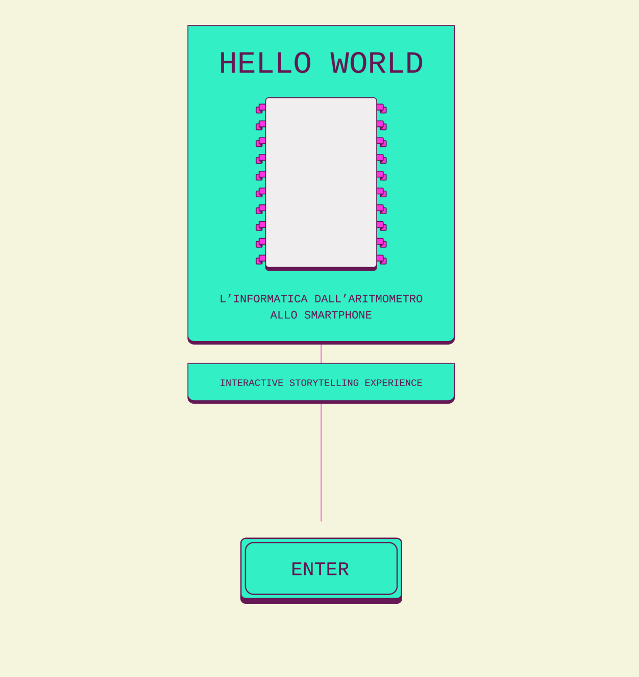 Hello World Interactive is on line!
